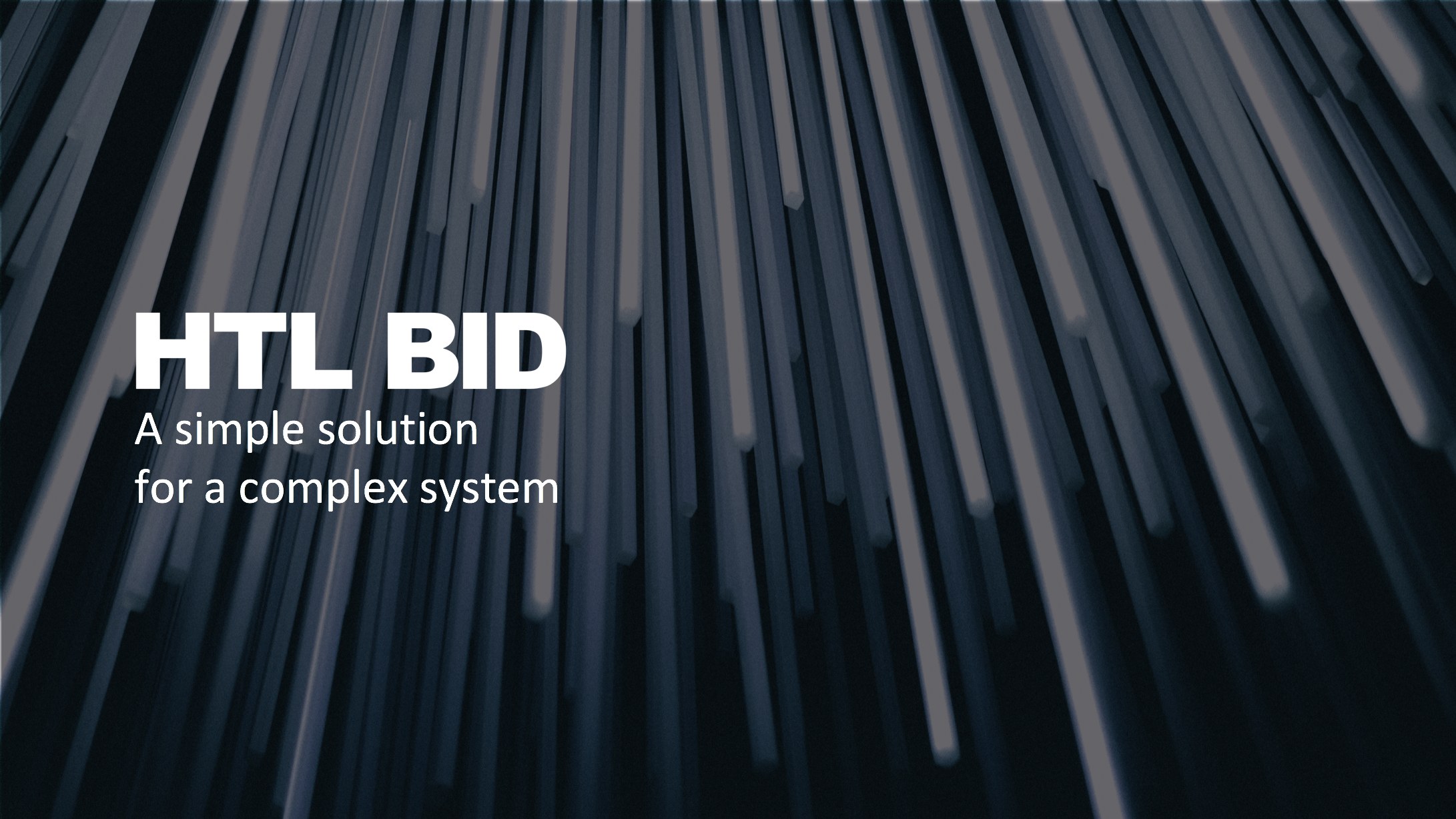 HTL BID Flexible Ad Loading System